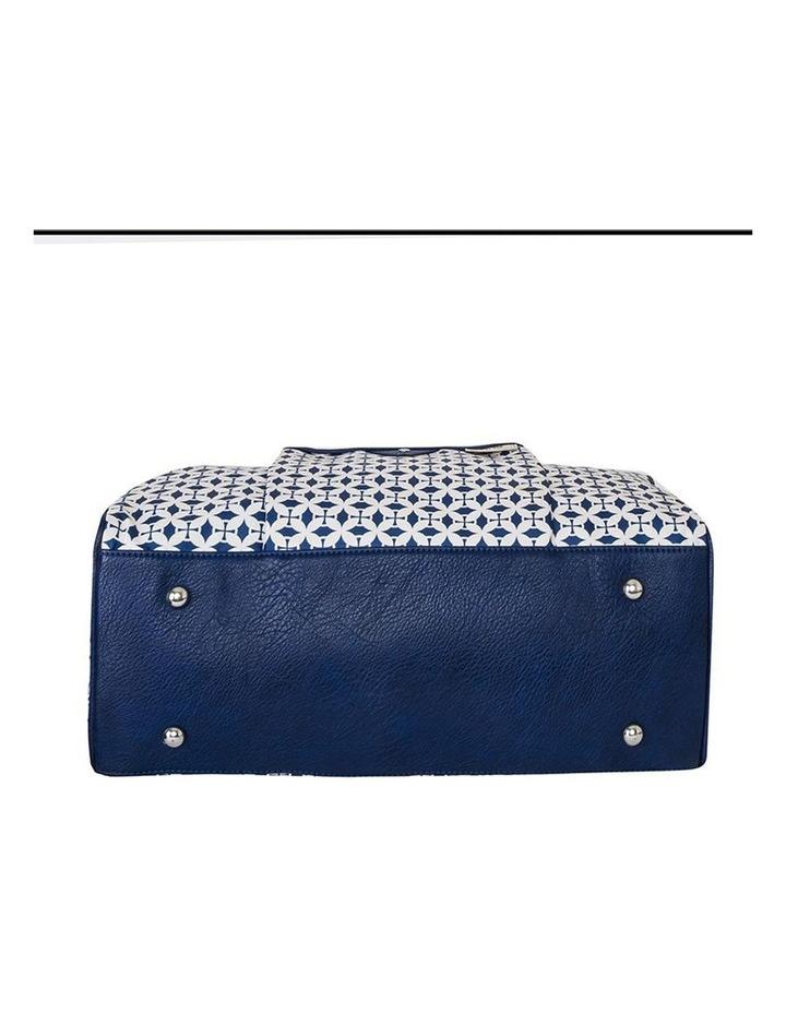 Ella Carry All Baby Bag Blue image 3