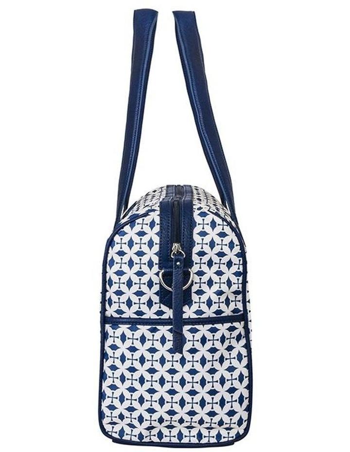 Ella Carry All Baby Bag Blue image 5