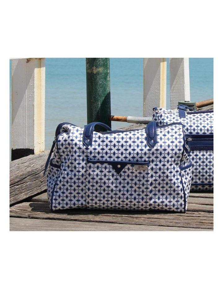 Ella Carry All Baby Bag Blue image 6