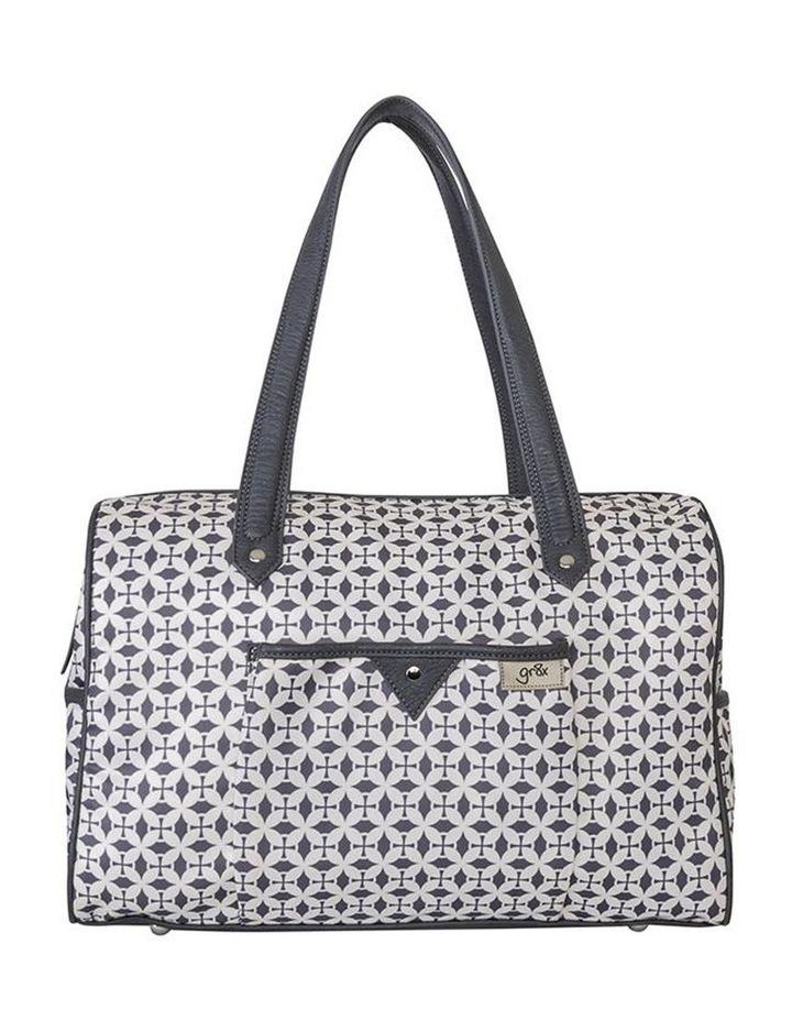 Ella Carry All Baby Bag Grey image 1