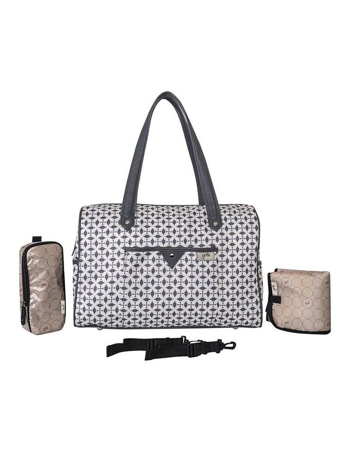 Ella Carry All Baby Bag Grey image 2