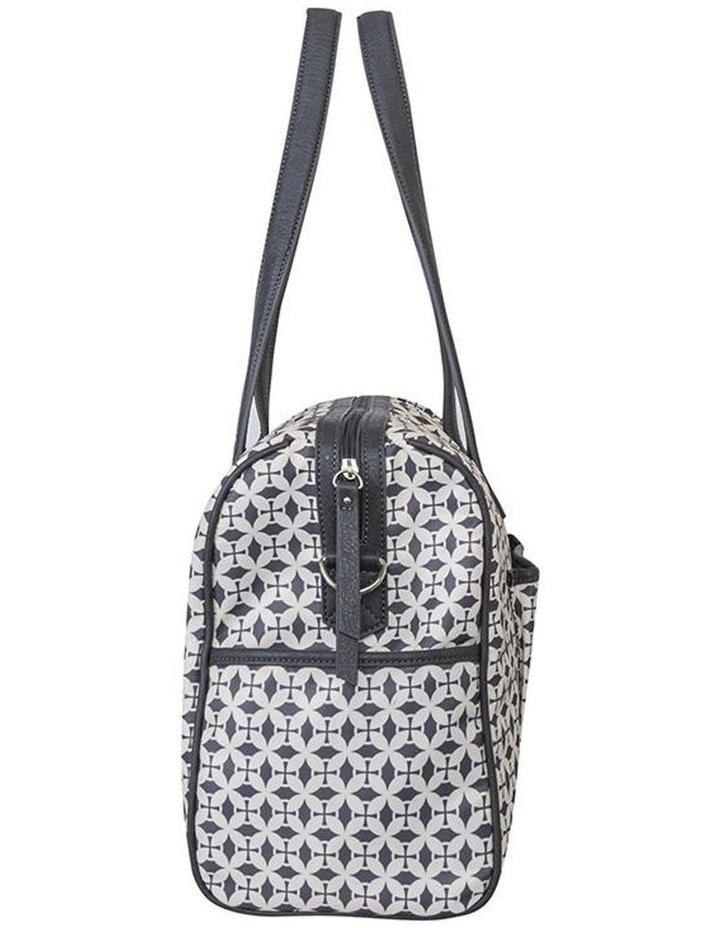 Ella Carry All Baby Bag Grey image 5