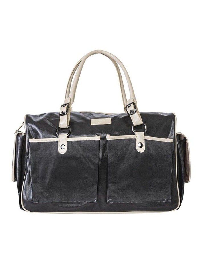 Escapades Baby Holdall Charcoal image 1