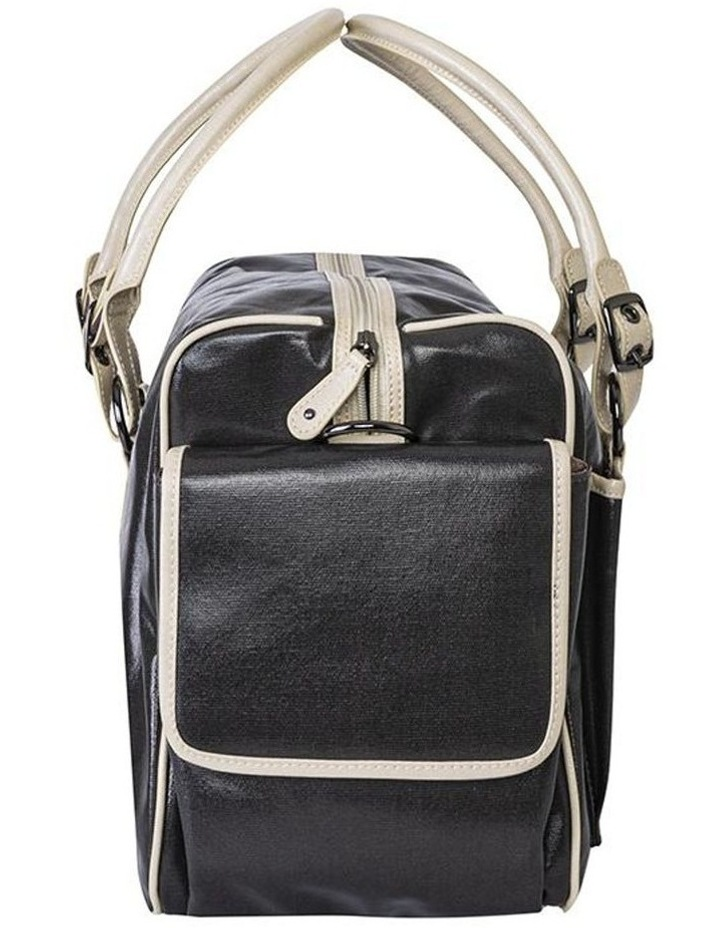 Escapades Baby Holdall Charcoal image 4