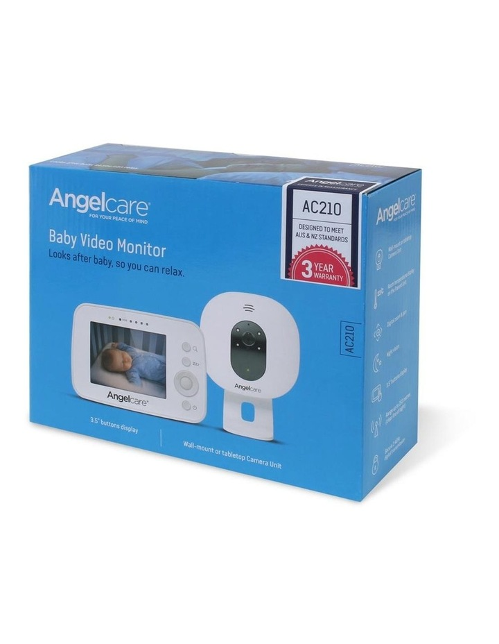 Angelcare Ac210 Digital Video And Sound Monitor image 4
