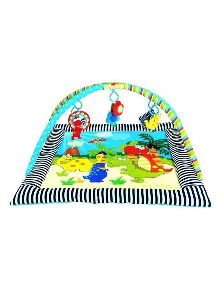 Dinosaur Century Discovery Activity Playgym & Bouncer Package image 3