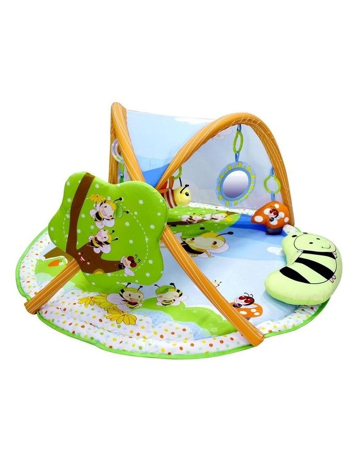 Busy Bee Play Gym & Fun Teepee image 1