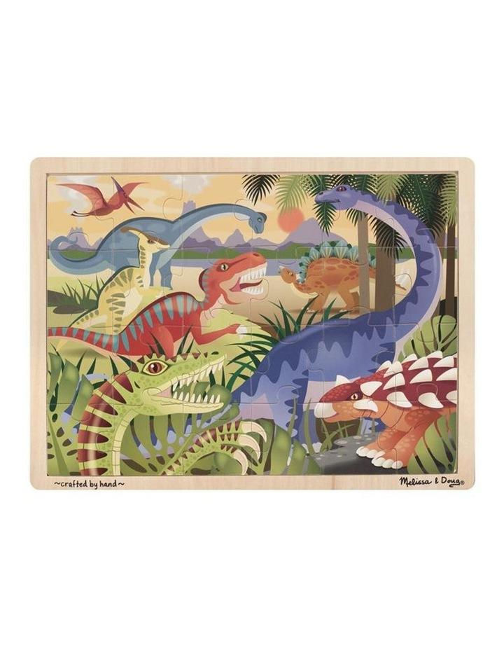 Dinosaurs Jigsaw Puzzle - 24pc image 1