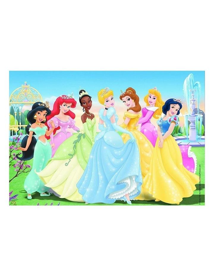Disney The Princesses Gathering Puzzle 2x24pc image 2