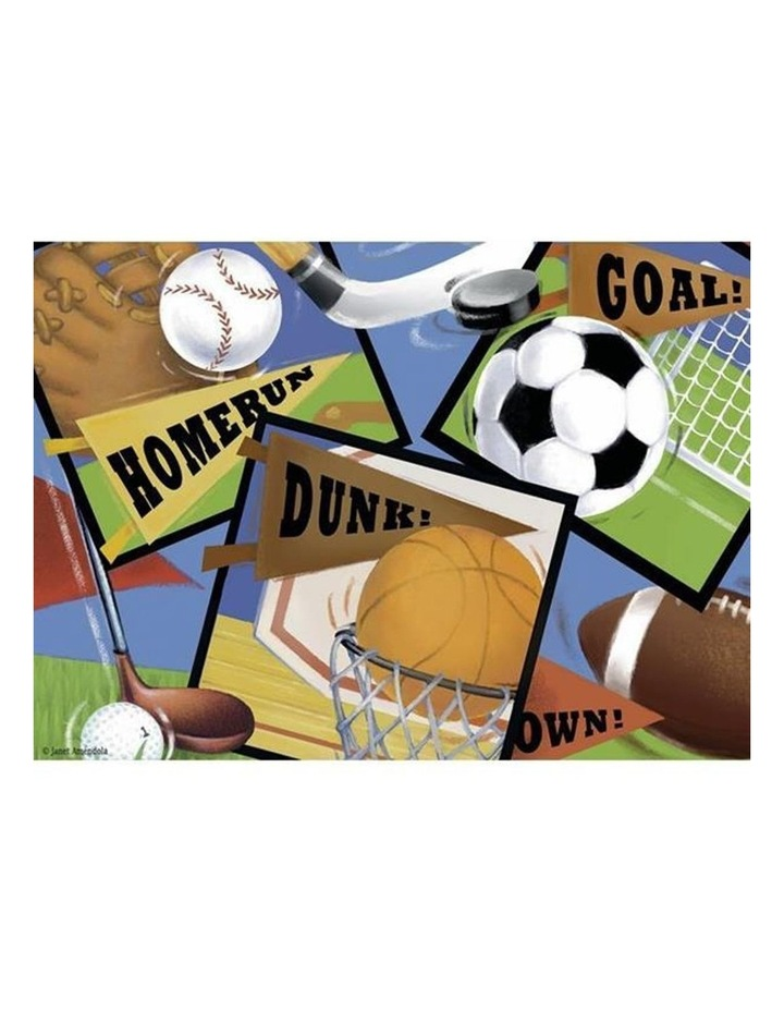 Sports! Sports! Sports! Puzzle 60 pieces image 2