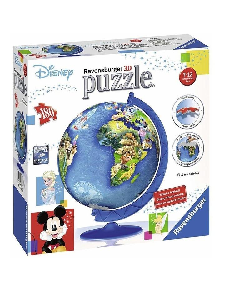 Disney Globe Puzzleball 3D Puzzle 180pc image 1