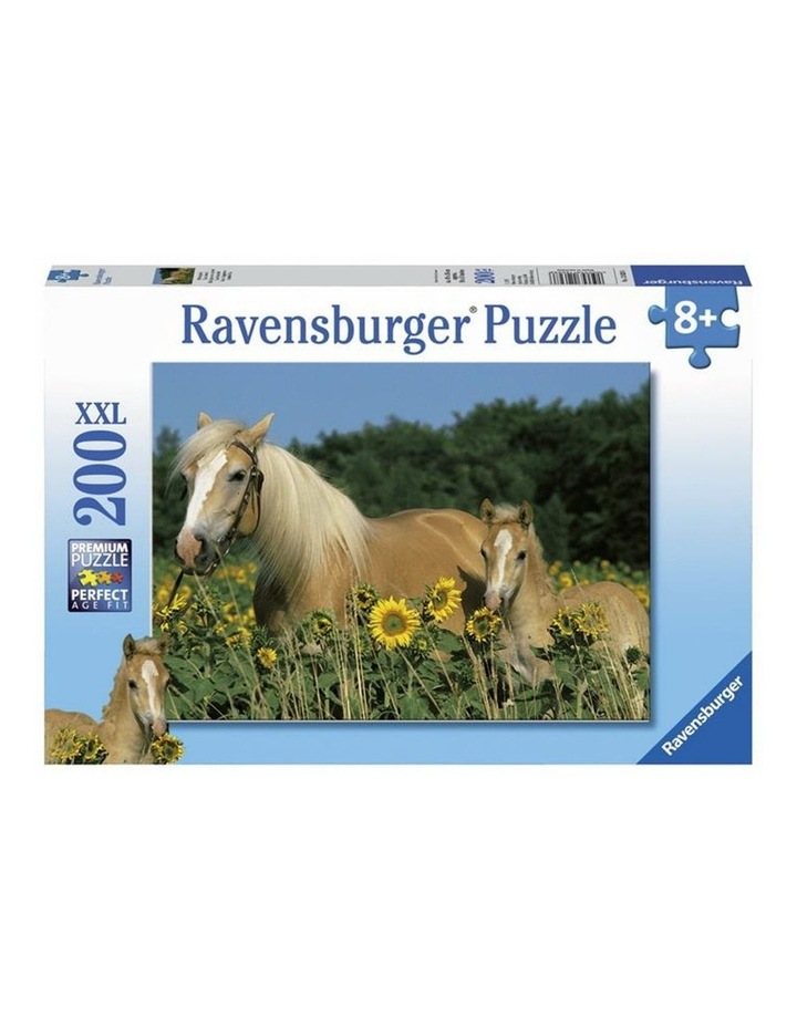 Happy Horses Puzzle 200pc image 1