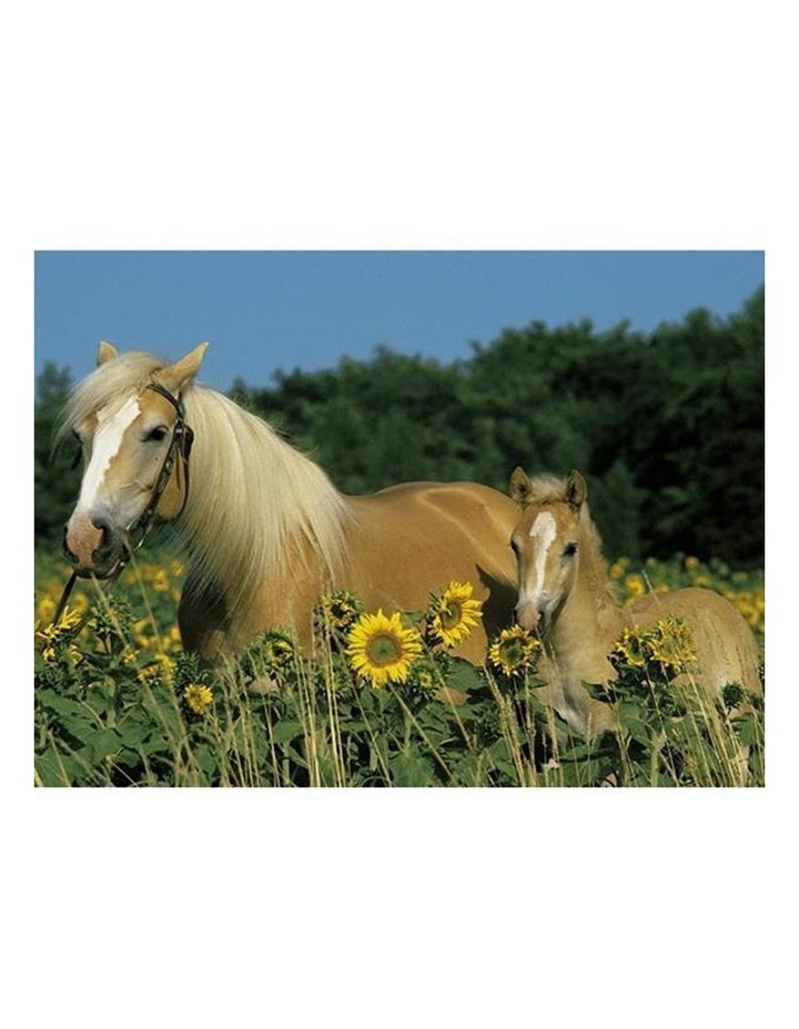 Happy Horses Puzzle 200pc image 2