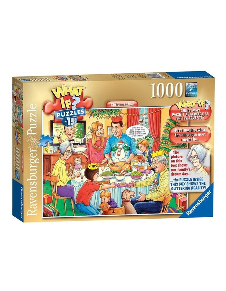 WHAT IF? No 15 Christmas Day 1000pc Jigsaw Puzzle image 1