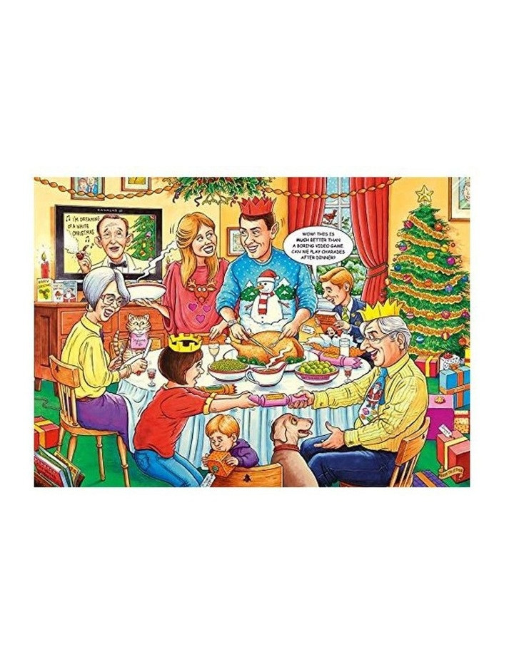 WHAT IF? No 15 Christmas Day 1000pc Jigsaw Puzzle image 3