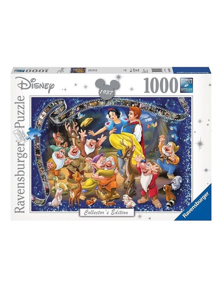 Disney Memories - Snow White 1937 - 1000pc Puzzle image 1