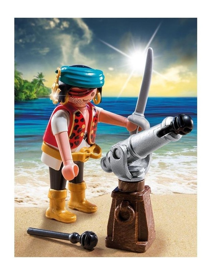 Special Plus Figurines - Pirate With Cannon image 2