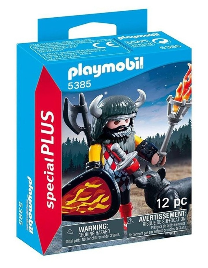 Special Plus Figurines - Wolf Warrior image 1