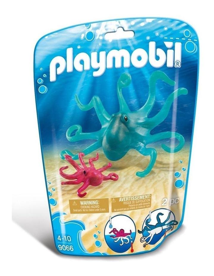 Aquarium - Octopus With Baby image 1
