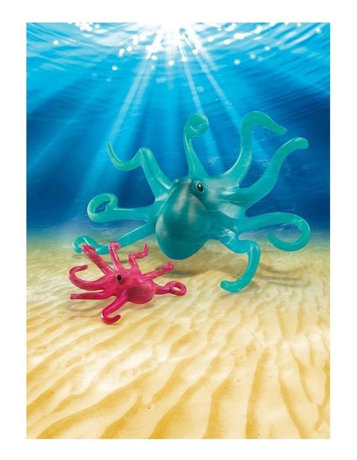Aquarium - Octopus With Baby image 2