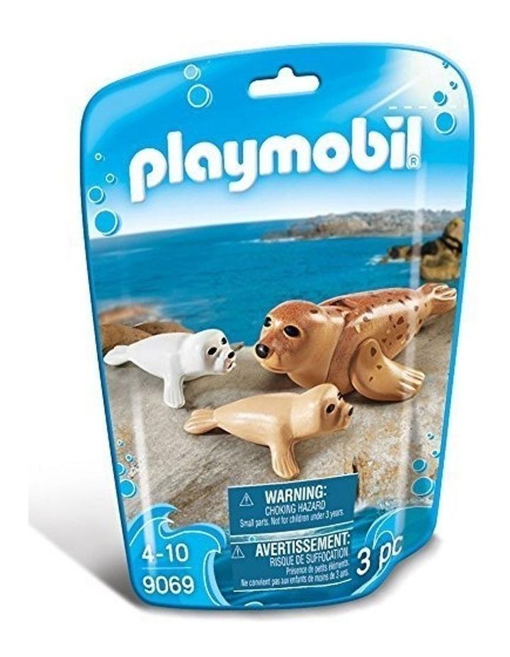 Aquarium - Seal With Pups image 1