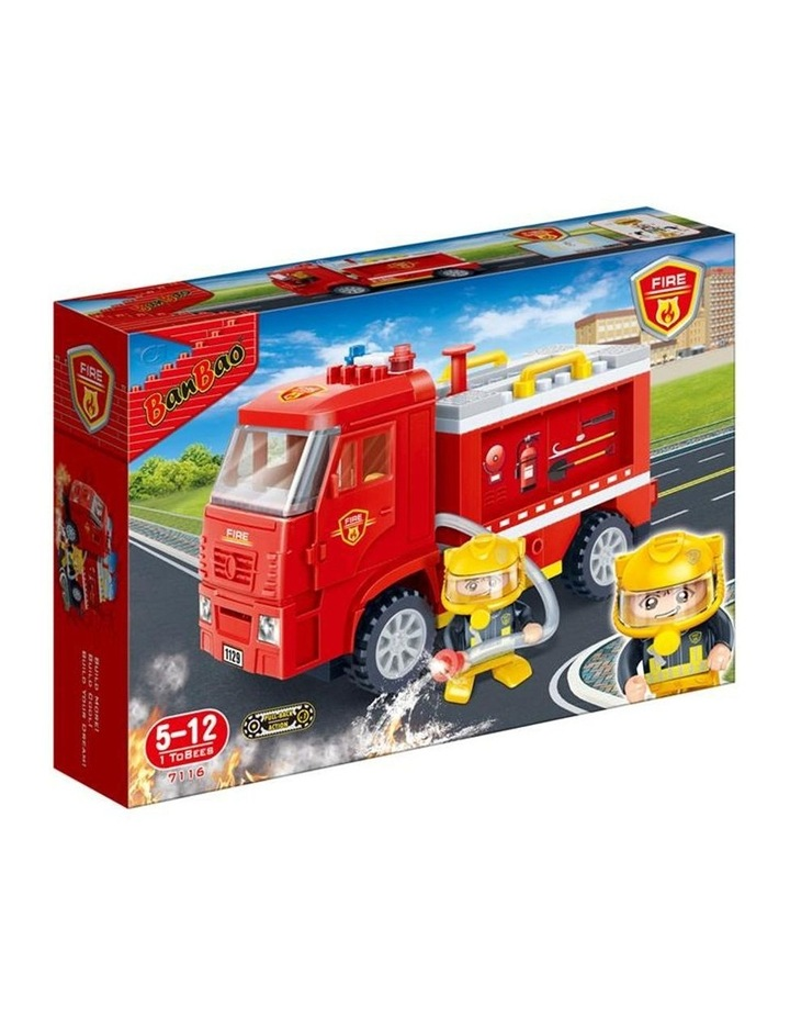 Fire And Rescue - Fire Rescue Truck image 1