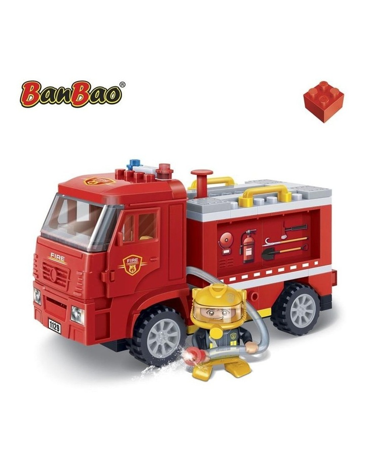 Fire And Rescue - Fire Rescue Truck image 2