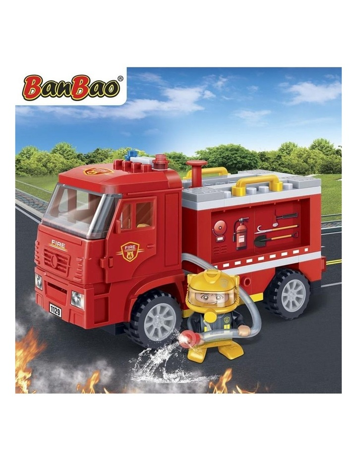 Fire And Rescue - Fire Rescue Truck image 3