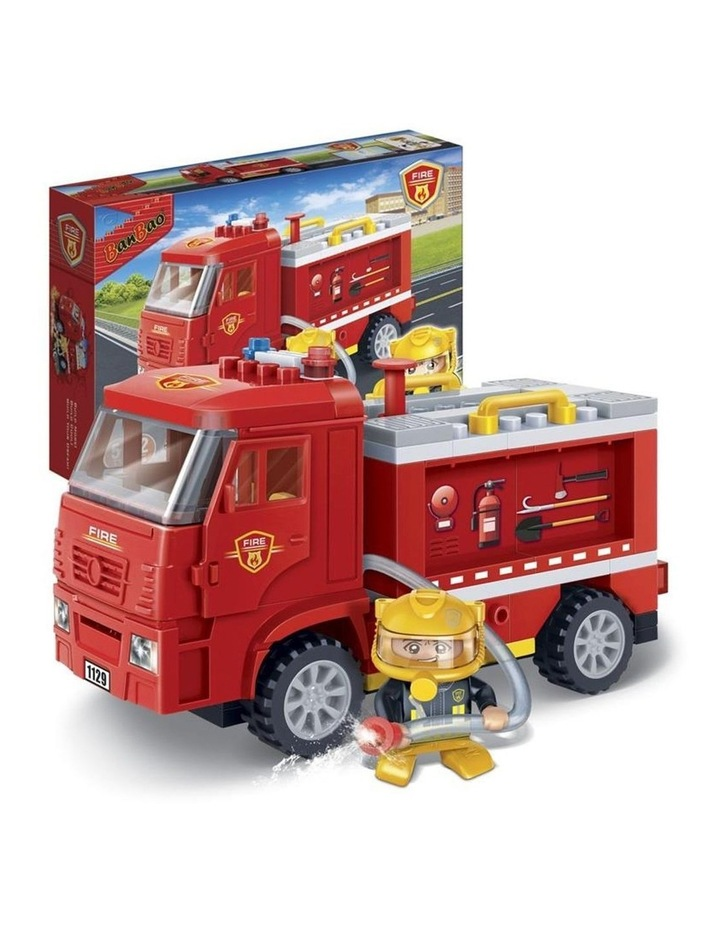 Fire And Rescue - Fire Rescue Truck image 4