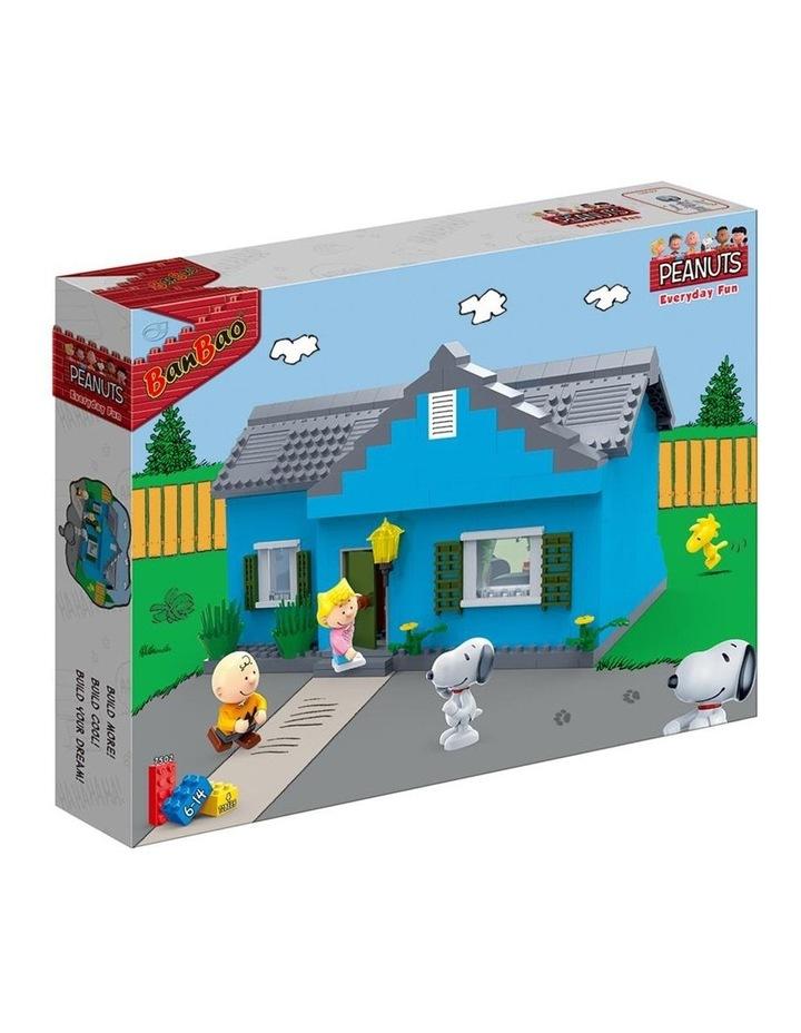 Peanuts - Charlie Brown House 7502 image 1