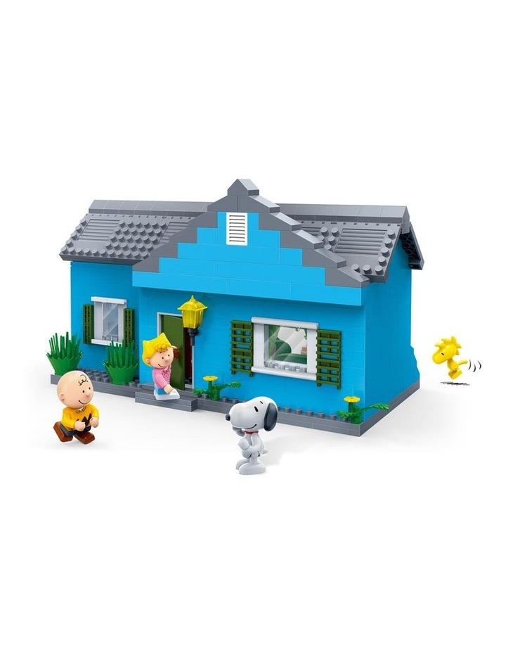 Peanuts - Charlie Brown House 7502 image 2