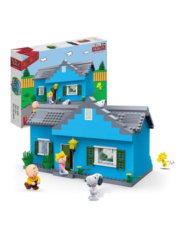 Peanuts - Charlie Brown House 7502 image 4