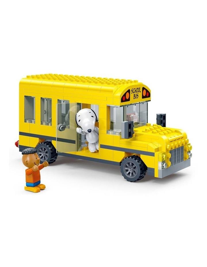 Peanuts - Snoopy'S School Bus image 2