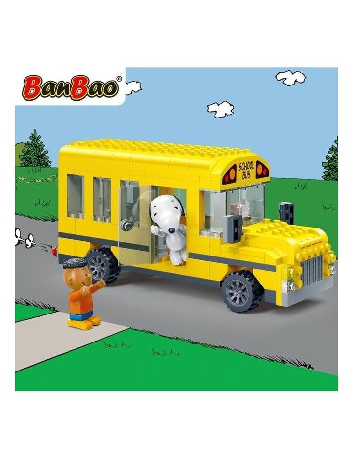 Peanuts - Snoopy'S School Bus image 3