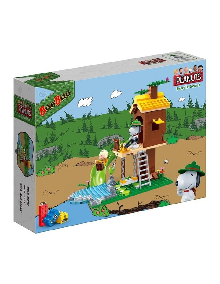 Peanuts - Snoopy Lookout Tower image 1