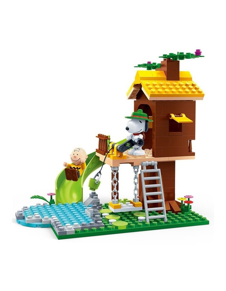 Peanuts - Snoopy Lookout Tower image 2