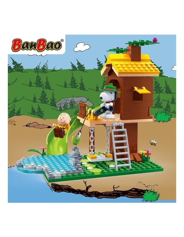 Peanuts - Snoopy Lookout Tower image 3