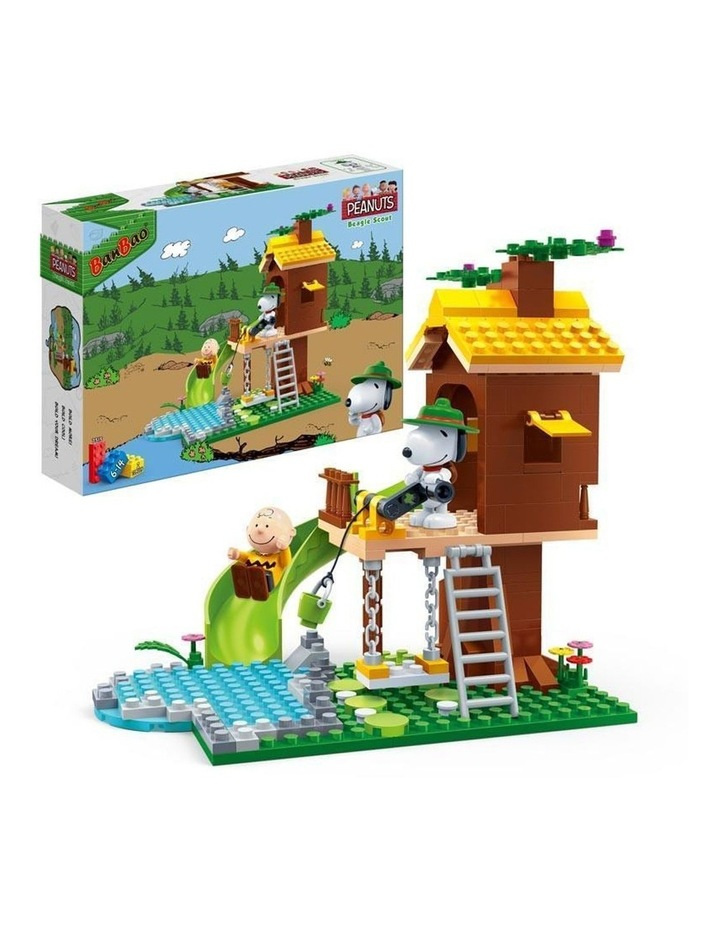 Peanuts - Snoopy Lookout Tower image 4