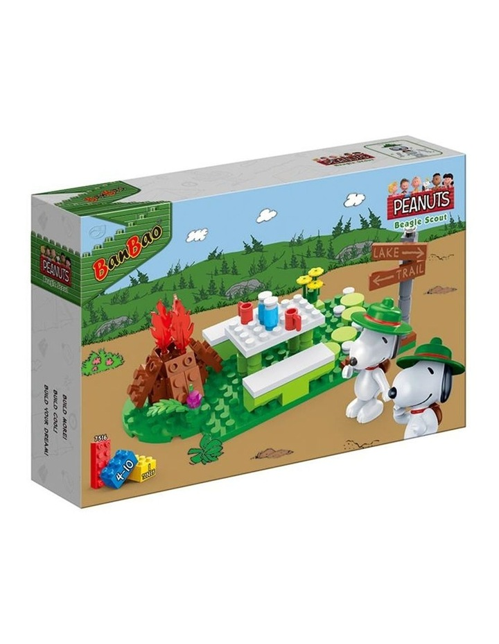 Peanuts - Snoopy Scout Picnic image 1