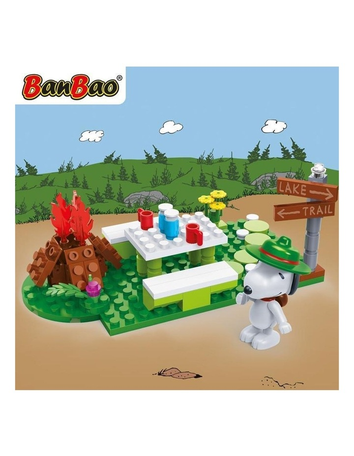 Peanuts - Snoopy Scout Picnic image 3