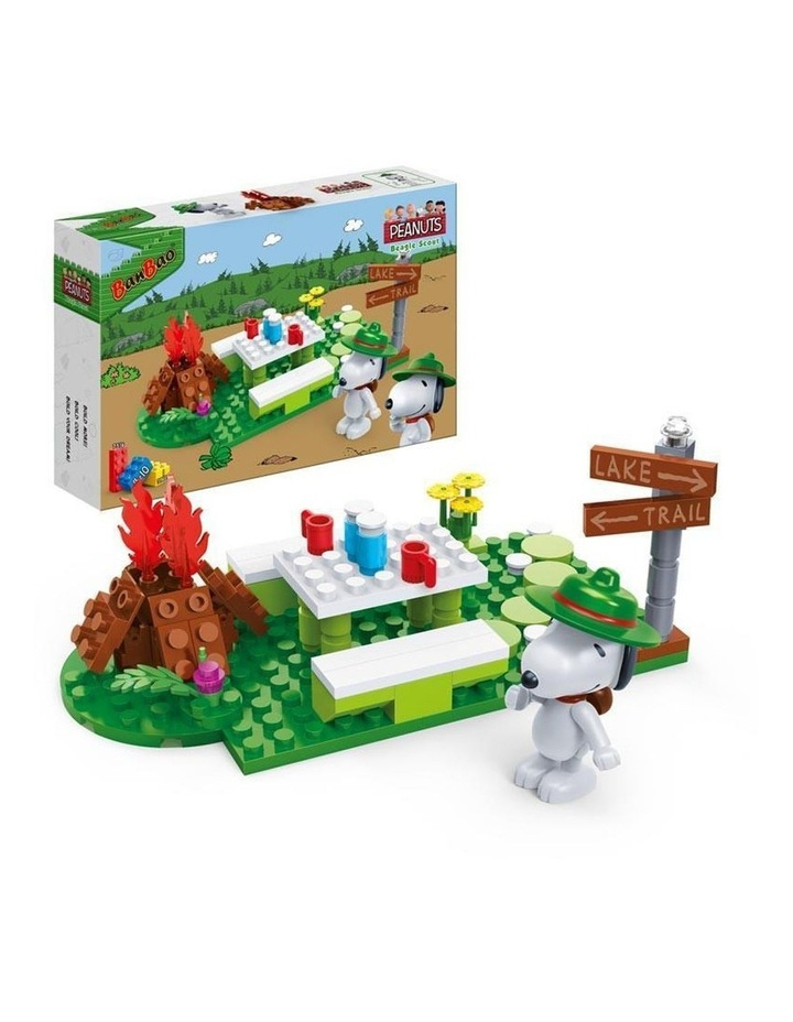 Peanuts - Snoopy Scout Picnic image 4
