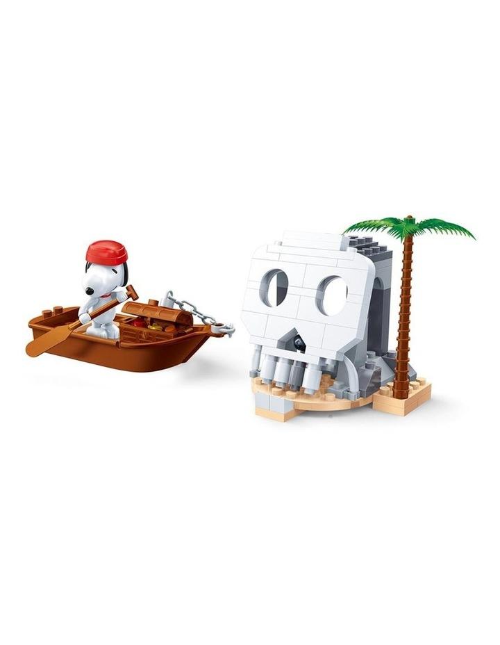 Peanuts - Snoopy Pirate Skull Island image 2