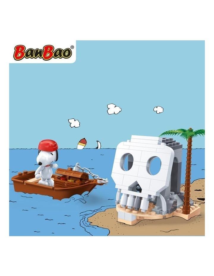 Peanuts - Snoopy Pirate Skull Island image 3