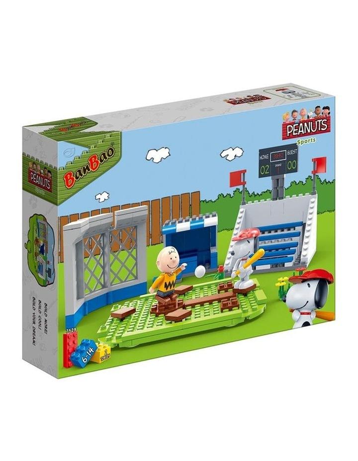 Peanuts - Snoopy Baseball Stadium image 1