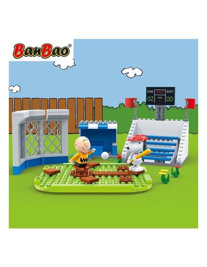Peanuts - Snoopy Baseball Stadium image 3