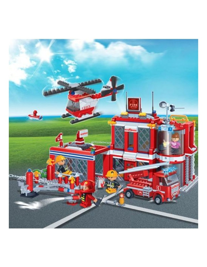 Fire And Rescue - Fire Station image 2