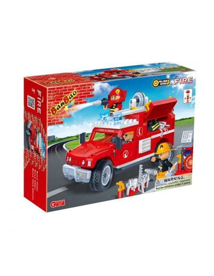 Fire And Rescue - Fire Jeep image 1