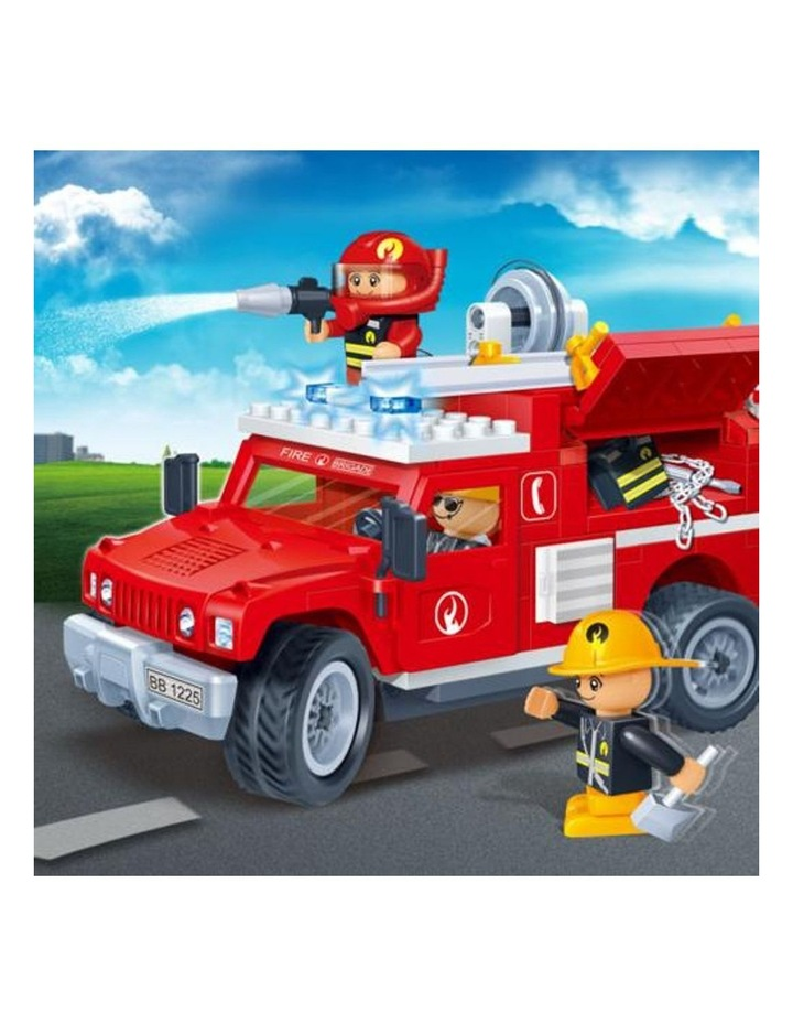 Fire And Rescue - Fire Jeep image 2