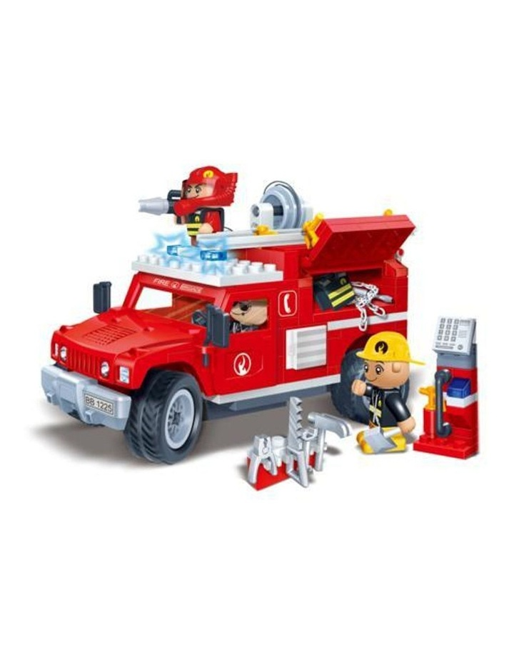 Fire And Rescue - Fire Jeep image 3