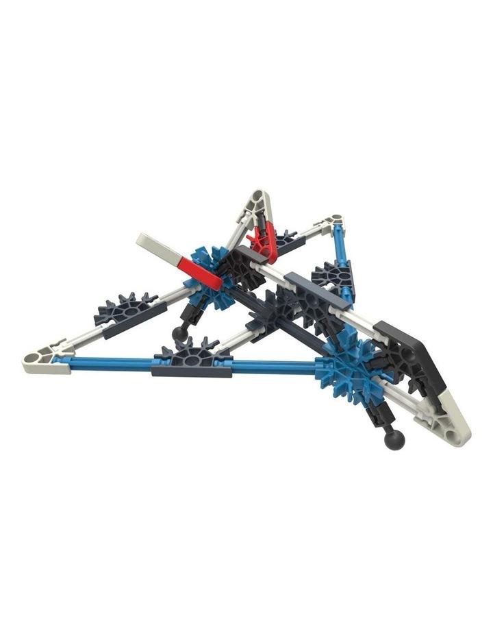 Stealth Plane Building Set image 2